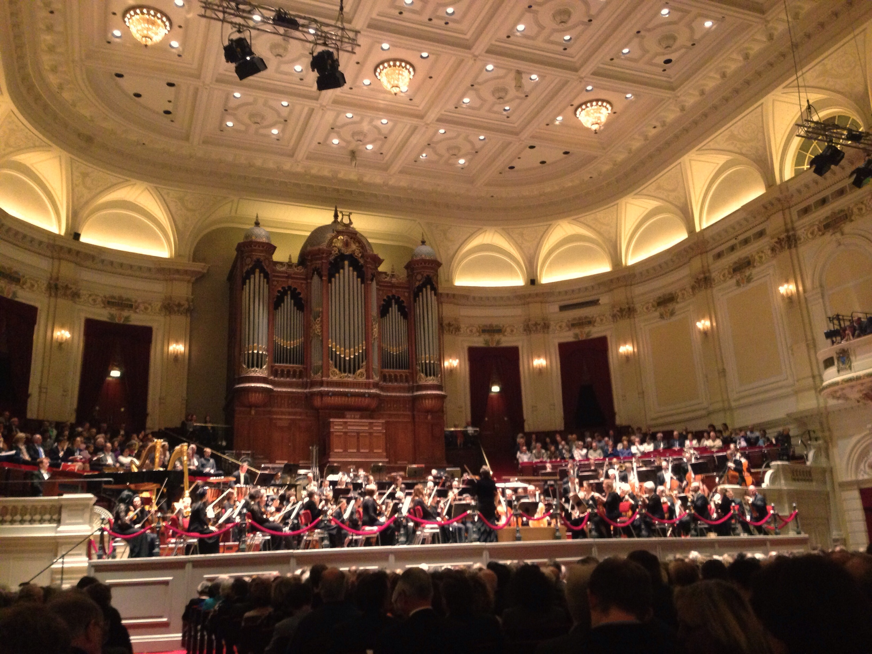 Joyce Didonato and the New York Philharmonic at the Concertgebouw (4.25/5) and dinner at MOMO